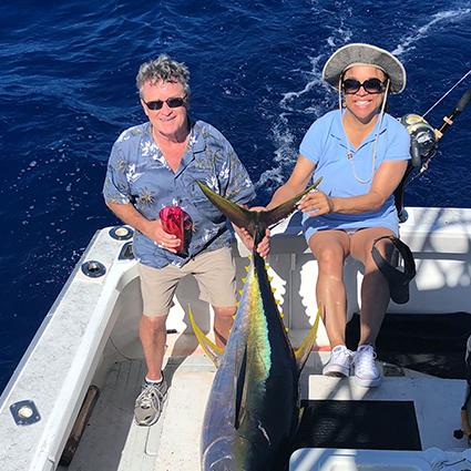 Memorable Fishing Trips in Hawaii