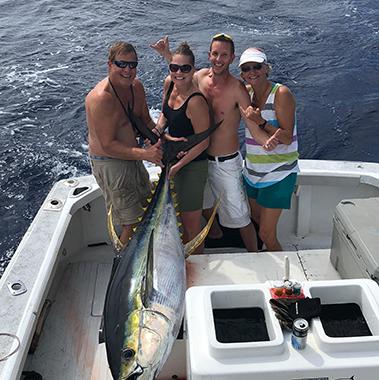 Live Bait Fishing Charters in Hawaii