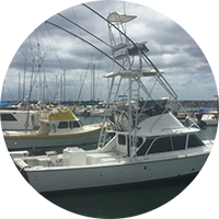 Space and Comfort on the Live Bait Charter Boat in Hawaii